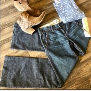 Gap Limited Edition Wide Leg Jeans